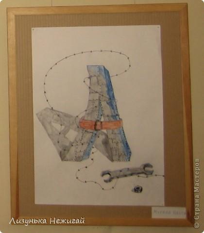 Новогодний вернисаж- выставка работ учеников художественной школы фото 33