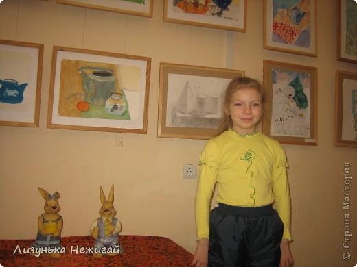 Новогодний вернисаж- выставка работ учеников художественной школы фото 34