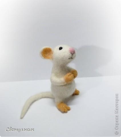 """Мышонок """"Крошка"""" фото 5"""
