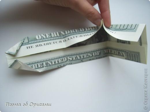 Слово «дорогая» в названии мастер-класса можете трактовать на Ваше усмотрение. Но вот то, что это действительно блокнот, позволяющий записать достаточно много полезной информации – однозначно! В этой работе показано последовательность складывания рубашки из банкноты двумя способами: один обычный и другой – рубашка с галстуком. фото 14