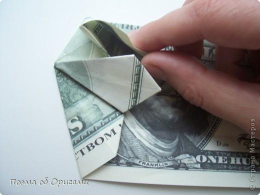 Слово «дорогая» в названии мастер-класса можете трактовать на Ваше усмотрение. Но вот то, что это действительно блокнот, позволяющий записать достаточно много полезной информации – однозначно! В этой работе показано последовательность складывания рубашки из банкноты двумя способами: один обычный и другой – рубашка с галстуком. фото 30