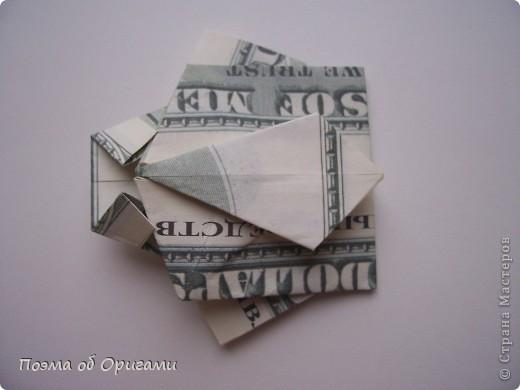 Слово «дорогая» в названии мастер-класса можете трактовать на Ваше усмотрение. Но вот то, что это действительно блокнот, позволяющий записать достаточно много полезной информации – однозначно! В этой работе показано последовательность складывания рубашки из банкноты двумя способами: один обычный и другой – рубашка с галстуком. фото 43