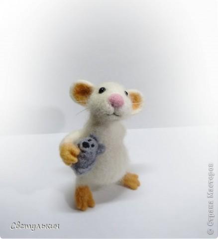 """Мышонок """"Крошка"""" фото 1"""