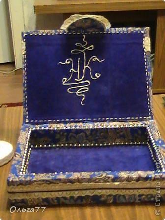 """Моя самая первая коробочка в стиле """"Винтаж"""". фото 1"""