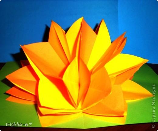Цветок выполнен как в предыдущем МК, только лепестки поострее. фото 1