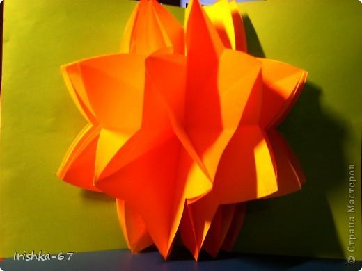 Цветок выполнен как в предыдущем МК, только лепестки поострее. фото 6