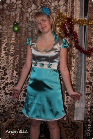мое платьеце фото 1