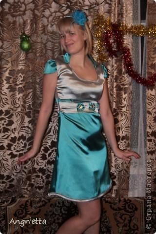 мое платьеце фото 2