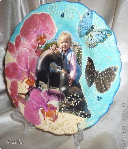 Тарелка с фото фото 2