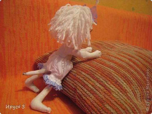 Кошечка Синеглазка фото 12