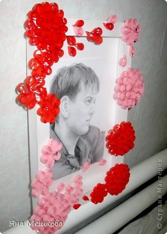 Портрет нарисовала, теперь бы его нарядно одеть)) фото 10
