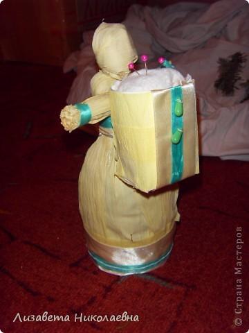 Куколка из кукурузы)) фото 2
