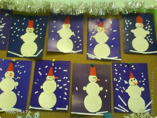 Весёлые снеговики фото 2