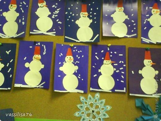 Весёлые снеговики фото 3