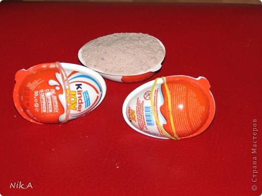 Мне очень хотелось сделать бомбочки в виде яиц. Такие маленькие сувенирчики  можно подарить даже на Пасху. фото 3