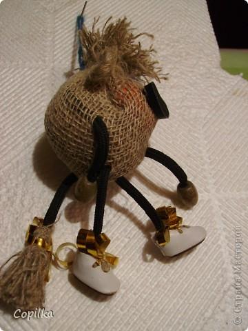 Заказ - коровка должна двигаться,чтоб играть можно было(Варвара была в гостях,ей было скучно) фото 2