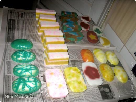 5 видов мыльных тортиков!!! фото 11
