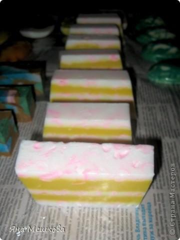 5 видов мыльных тортиков!!! фото 10
