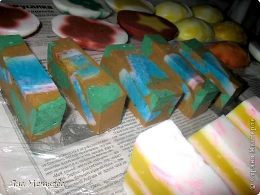 5 видов мыльных тортиков!!! фото 3