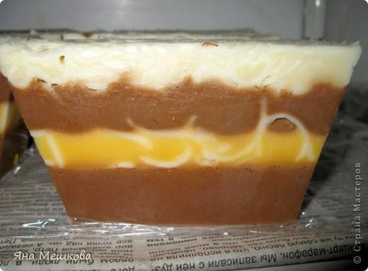 5 видов мыльных тортиков!!! фото 9