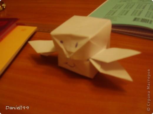 крылатый кубик фото 1