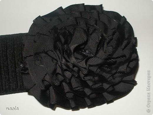вот такие пояса у меня получились. Резинки купила, а кожаные части сделал из остатков от старых сапогов.  фото 2