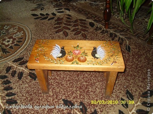 скамейка... фото 3