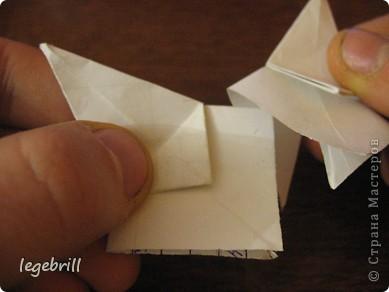 реалистичная лилия оригами фото 11