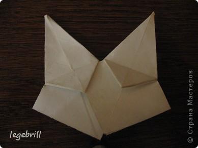 реалистичная лилия оригами фото 14