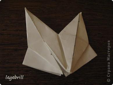 реалистичная лилия оригами фото 15