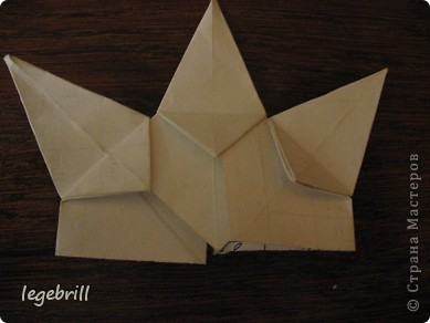 реалистичная лилия оригами фото 16