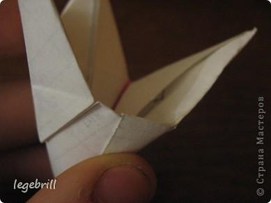 реалистичная лилия оригами фото 17