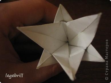 реалистичная лилия оригами фото 19