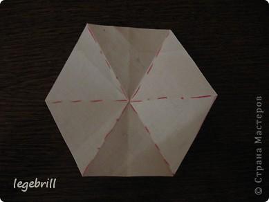реалистичная лилия оригами фото 20