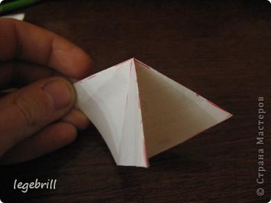 реалистичная лилия оригами фото 21