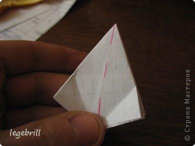реалистичная лилия оригами фото 24