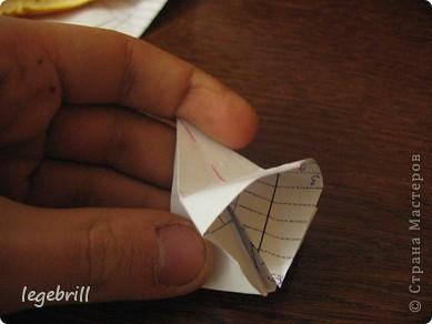 реалистичная лилия оригами фото 25