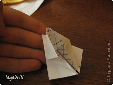 реалистичная лилия оригами фото 26