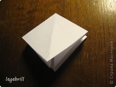 реалистичная лилия оригами фото 3