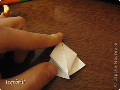 реалистичная лилия оригами фото 28