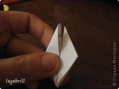 реалистичная лилия оригами фото 29