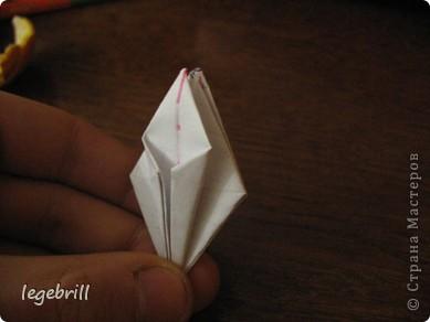 реалистичная лилия оригами фото 31