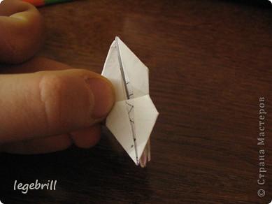 реалистичная лилия оригами фото 33