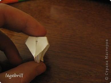 реалистичная лилия оригами фото 34