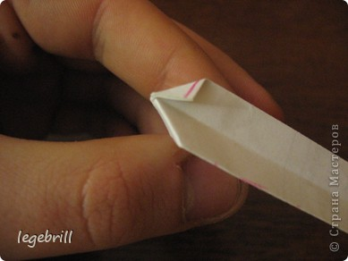 реалистичная лилия оригами фото 42