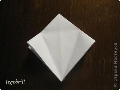 реалистичная лилия оригами фото 4