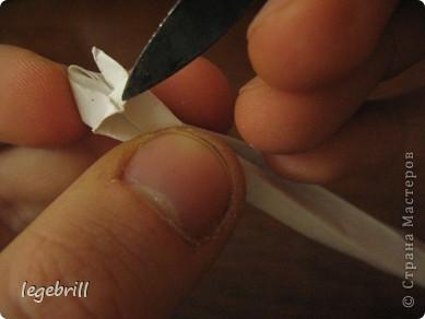 реалистичная лилия оригами фото 48