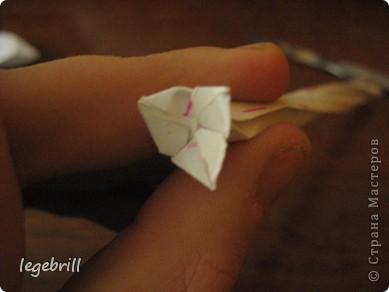 реалистичная лилия оригами фото 49