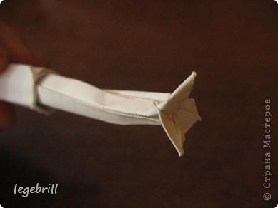 реалистичная лилия оригами фото 50