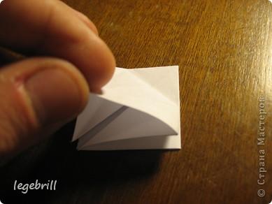 реалистичная лилия оригами фото 5